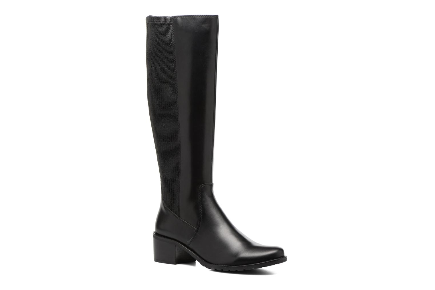 Boots & wellies Caprice Brina 2 Black detailed view/ Pair view